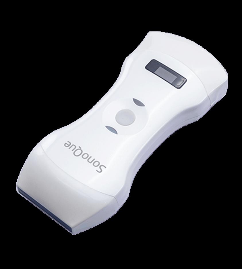 SonoQue C5PL Premium Dual Head 3-in-1 Portable Wireless Ultrasound Probe